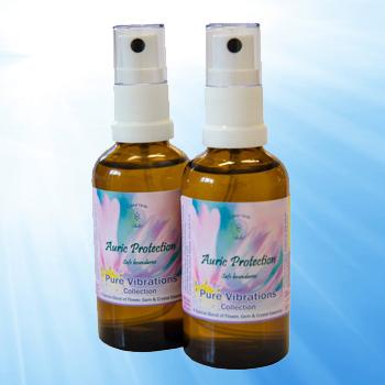 spray protection aura 50 ml crystal herbs